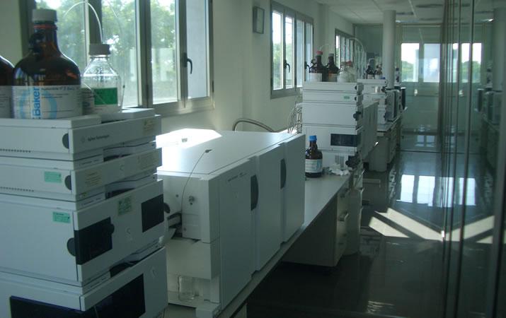 Cromatografía de líquidos. Análisis