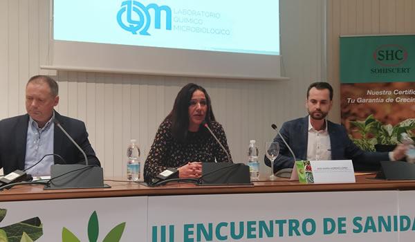 LQM participa en el III Encuentro de Sanidad Agroecológica