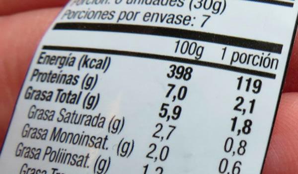 ETIQUETADO: Regulada la procedencia del ingrediente primario de un alimento