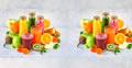 Calidad dual de los alimentos
